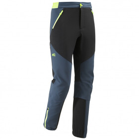 Millet Extreme Touring Fit Broek Heren, orion blue/noir